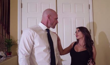 3831 Johnny Sins Punishes Slicon Tited Babe Madison Ivy