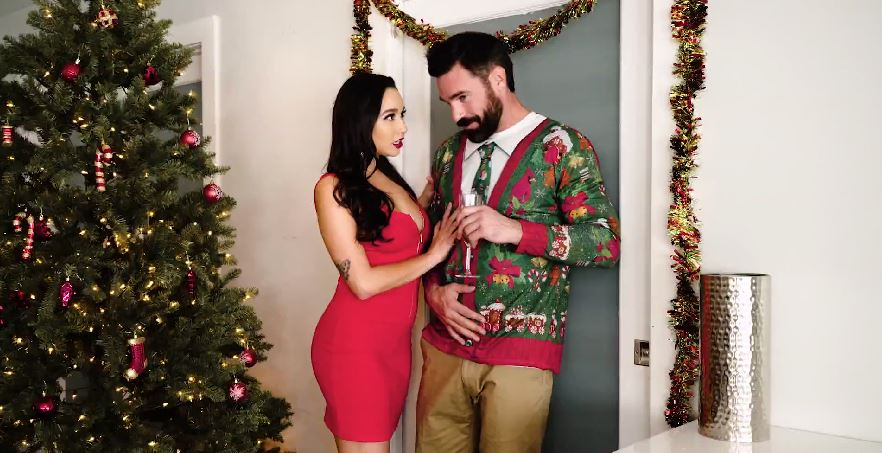 225-Exclusive-Sex At The Christmas Party