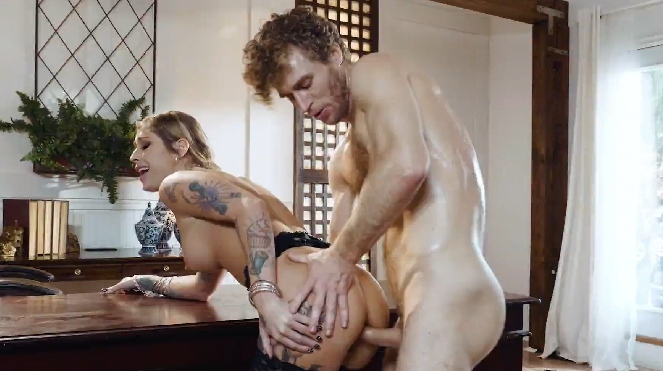 3961 Tatooed Babe Kleio Valentien Gives Good Fuck