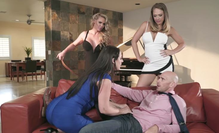 4025 Johnny Sins Have Best Sex After The Dinner