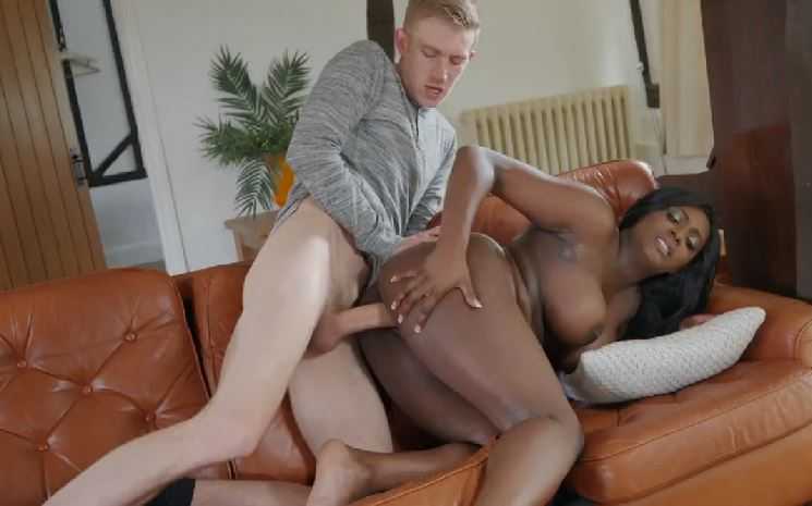 363-Exclusive – My Old Ebony Girlfriend Jai James
