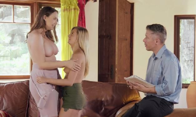 Casting Couch Hd Threesome