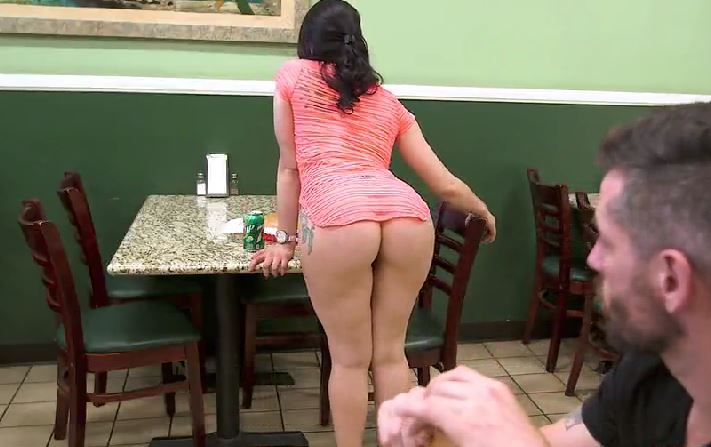 446-Exclusive- Public Fuck By Big Assed Latina Mandy Muse