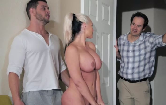 519-Exclusive- My Neighbor's Busty Wife Alena Croft