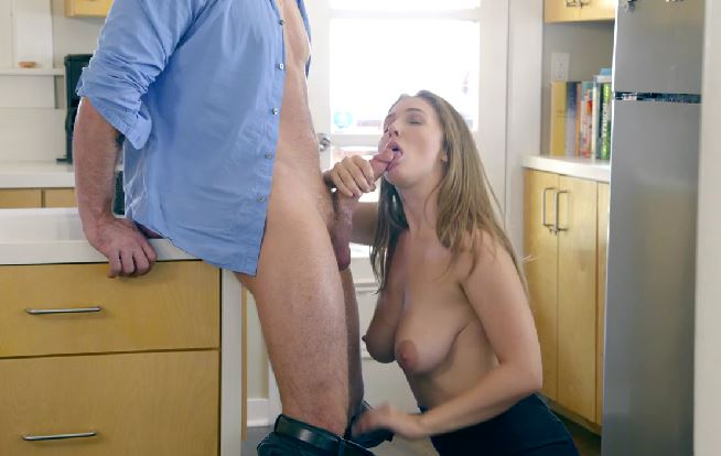 525-Exclusive- My Girlfriend Gets Fuck In The Kitchen
