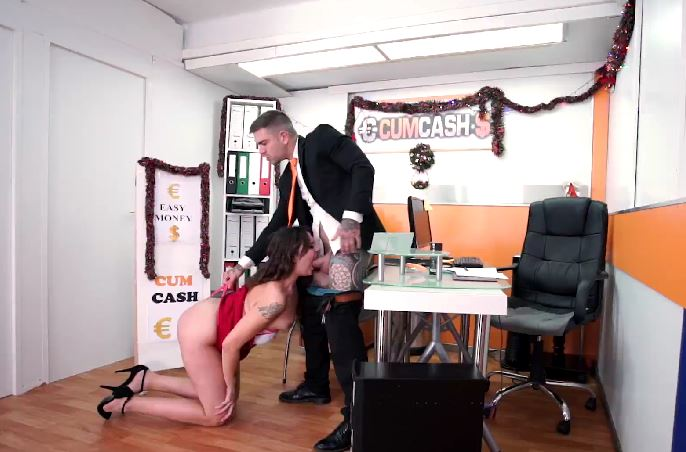 367 Spanish Teen And Her Horny Boss