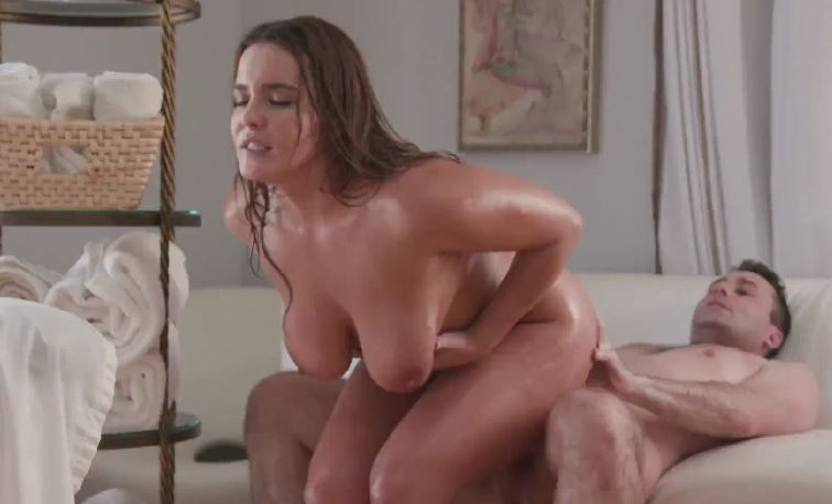 360 Oil Up And Fuck Natural Babe Natasha Nice