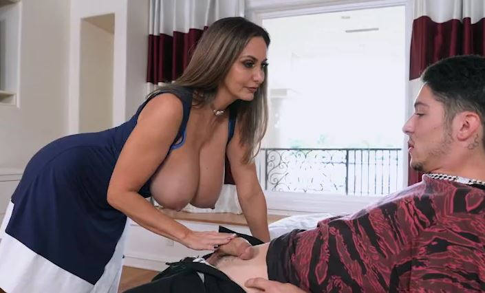 530-Exclusive- Dream Sex And Hot Mommy