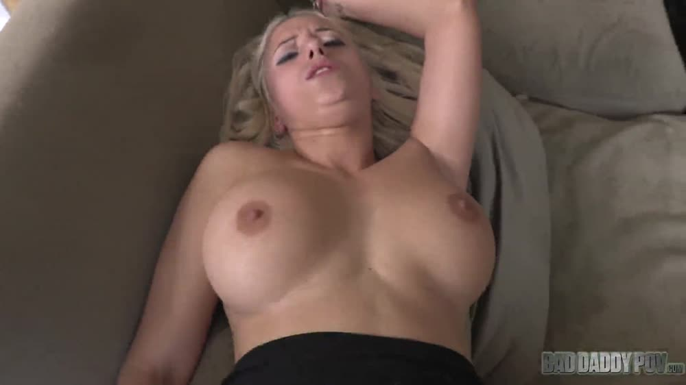 4242 Big Tited European Slut Gets Softcore