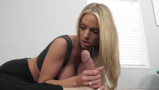 698 Tits And Mouth Fuck With Busty MILF Porn