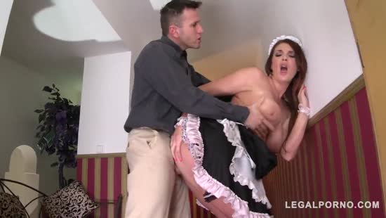 849 Amateur Fuck With My Maid Porn