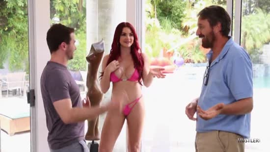 705-Exclusive- Fast And Hard Redhead Fuck Porn