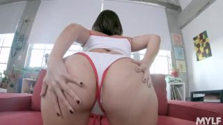 900 Oiled Ass Is The First Reason Why I Fuck That Pussy