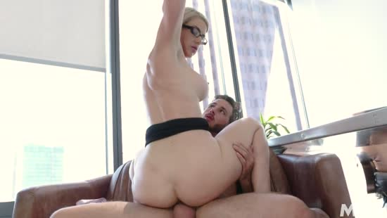 761-Exclusive- Office Face Cumshot With Blonde Workmate Porn
